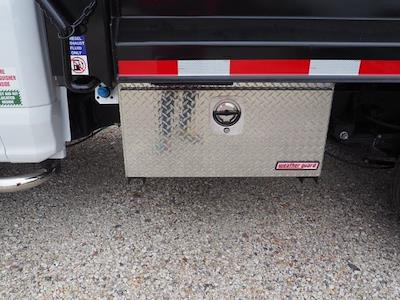 2020 F-550 Regular Cab DRW 4x4,  Indiana Upfitters Dump Body #AT12995 - photo 8