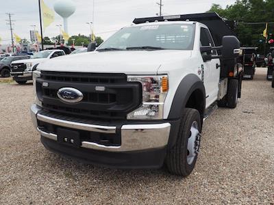 2020 F-550 Regular Cab DRW 4x4,  Indiana Upfitters Dump Body #AT12995 - photo 16