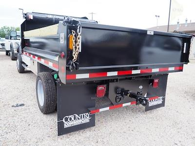 2020 F-550 Regular Cab DRW 4x4,  Indiana Upfitters Dump Body #AT12995 - photo 17