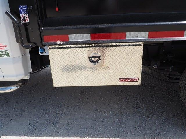 2020 F-550 Regular Cab DRW 4x4,  Indiana Upfitters Dump Body #AT12996 - photo 15