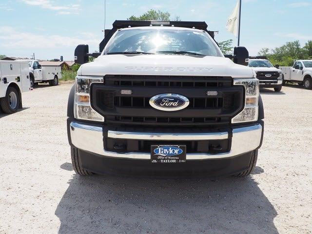 2020 F-550 Regular Cab DRW 4x4,  Indiana Upfitters Dump Body #AT12996 - photo 3