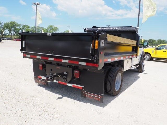 2020 F-550 Regular Cab DRW 4x4,  Indiana Upfitters Dump Body #AT12996 - photo 2