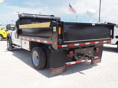 2020 F-550 Regular Cab DRW 4x4,  Indiana Upfitters Dump Body #AT12996 - photo 14