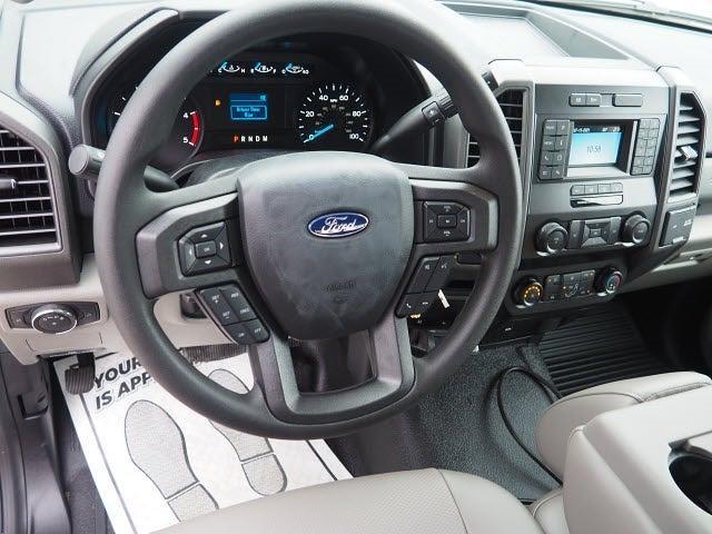2020 F-550 Regular Cab DRW 4x4,  Indiana Upfitters Dump Body #AT12997 - photo 5