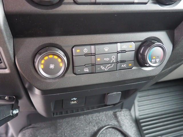 2020 F-550 Regular Cab DRW 4x4,  Indiana Upfitters Dump Body #AT12997 - photo 8