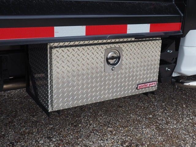 2020 F-550 Regular Cab DRW 4x4,  Indiana Upfitters Dump Body #AT12997 - photo 13