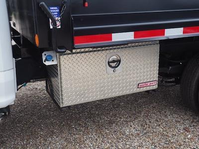 2020 F-550 Regular Cab DRW 4x4,  Indiana Upfitters Dump Body #AT12997 - photo 14
