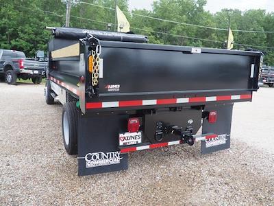 2020 F-550 Regular Cab DRW 4x4,  Indiana Upfitters Dump Body #AT12997 - photo 4