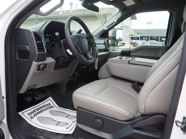 2020 F-550 Regular Cab DRW 4x4,  Indiana Upfitters Dump Body #AT12998 - photo 13
