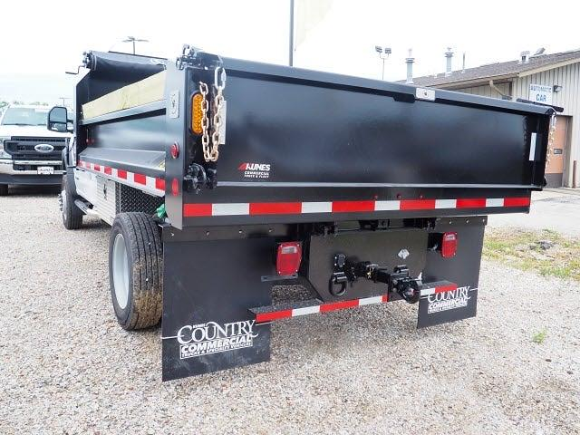 2020 F-550 Regular Cab DRW 4x4,  Indiana Upfitters Dump Body #AT12998 - photo 17