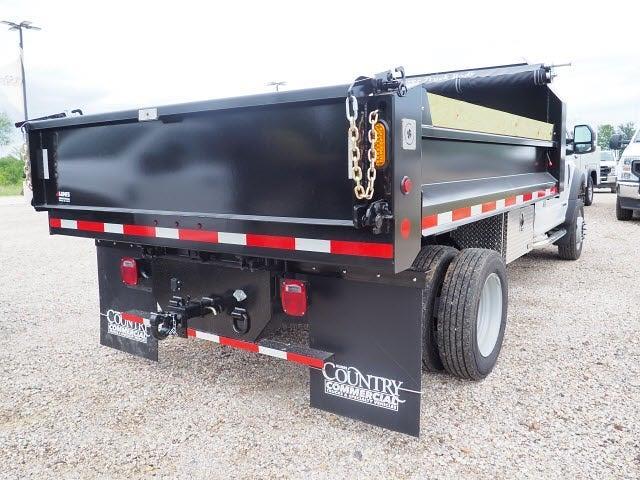 2020 F-550 Regular Cab DRW 4x4,  Indiana Upfitters Dump Body #AT12998 - photo 2