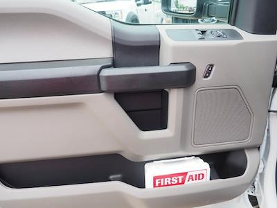2020 F-550 Regular Cab DRW 4x4,  Indiana Upfitters Dump Body #AT12998 - photo 10