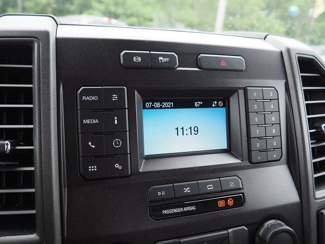2020 F-550 Regular Cab DRW 4x4,  Indiana Upfitters Dump Body #AT12999 - photo 7