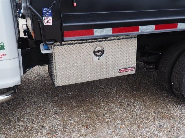 2020 F-550 Regular Cab DRW 4x4,  Indiana Upfitters Dump Body #AT12999 - photo 13