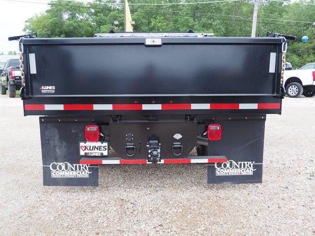2020 F-550 Regular Cab DRW 4x4,  Indiana Upfitters Dump Body #AT12999 - photo 16