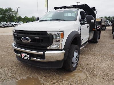 2020 F-550 Regular Cab DRW 4x4,  Indiana Upfitters Dump Body #AT12999 - photo 3