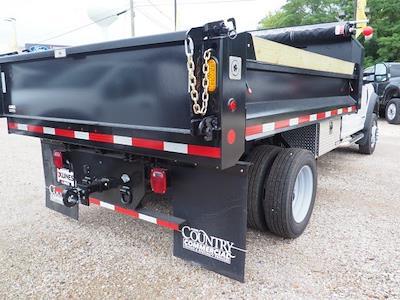 2020 F-550 Regular Cab DRW 4x4,  Indiana Upfitters Dump Body #AT12999 - photo 2
