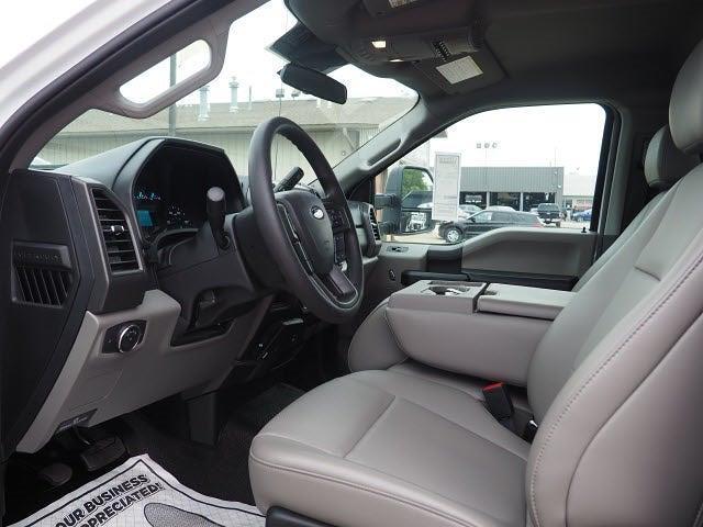 2020 F-550 Regular Cab DRW 4x4,  Indiana Upfitters Dump Body #AT13000 - photo 13
