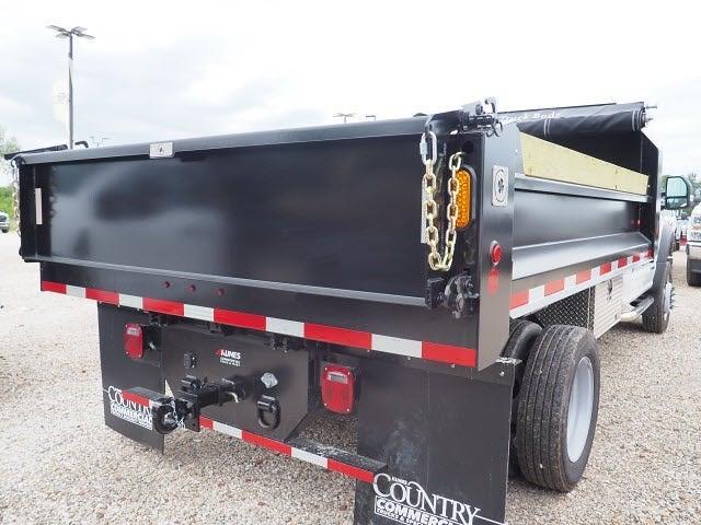 2020 F-550 Regular Cab DRW 4x4,  Indiana Upfitters Dump Body #AT13000 - photo 2