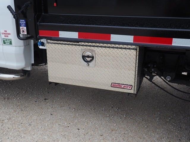 2020 F-550 Regular Cab DRW 4x4,  Indiana Upfitters Dump Body #AT13013 - photo 13