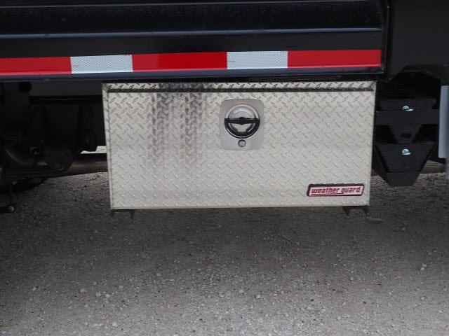 2020 F-550 Regular Cab DRW 4x4,  Indiana Upfitters Dump Body #AT13013 - photo 14