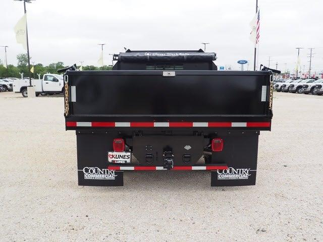 2020 F-550 Regular Cab DRW 4x4,  Indiana Upfitters Dump Body #AT13013 - photo 16