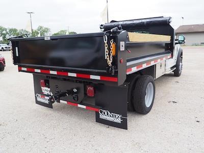 2020 F-550 Regular Cab DRW 4x4,  Indiana Upfitters Dump Body #AT13013 - photo 2