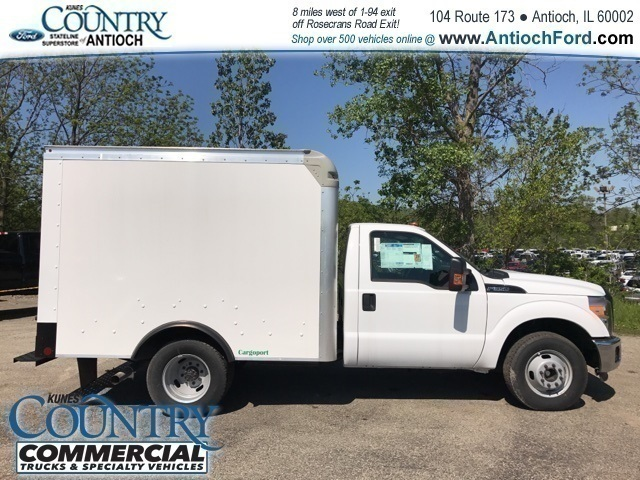 2016 F-350 Regular Cab DRW 4x2,  Rockport Cutaway Van #T7497 - photo 5