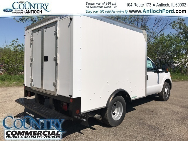 2016 F-350 Regular Cab DRW 4x2,  Rockport Cutaway Van #T7497 - photo 2