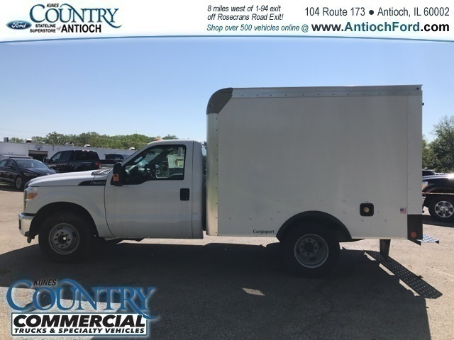 2016 F-350 Regular Cab DRW 4x2,  Rockport Cutaway Van #T7497 - photo 7