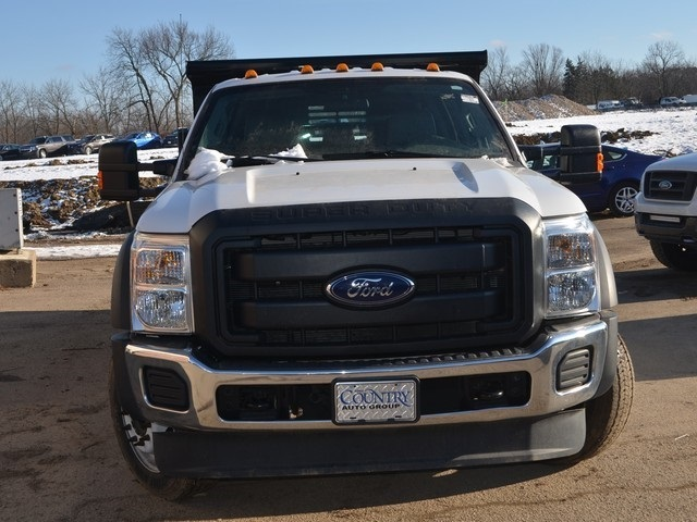2016 F-450 Crew Cab DRW 4x2,  Air-Flo Dump Body #T7985 - photo 8