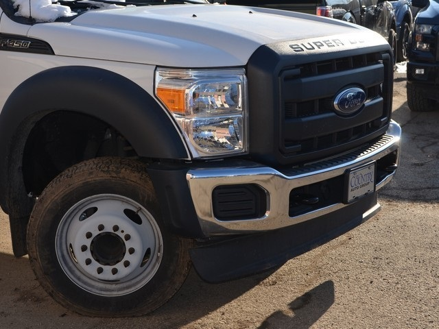 2016 F-450 Crew Cab DRW 4x2,  Air-Flo Dump Body #T7985 - photo 5
