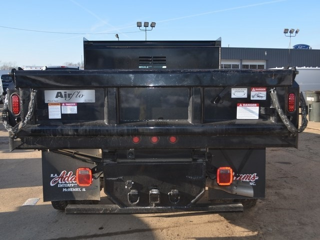 2016 F-450 Crew Cab DRW 4x2,  Air-Flo Dump Body #T7985 - photo 7