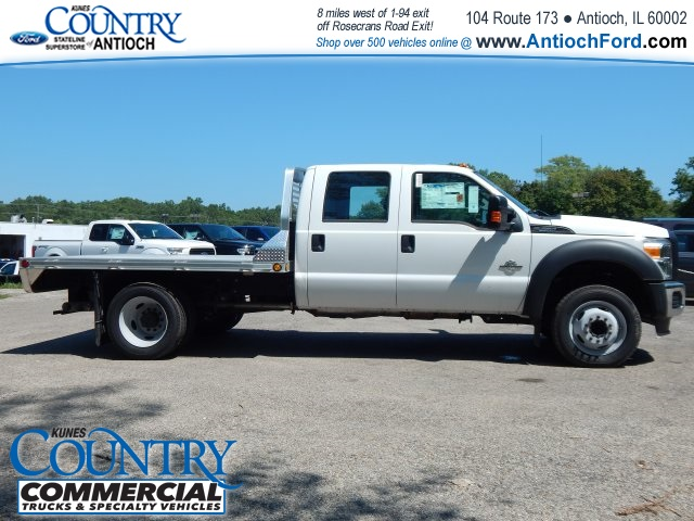 2016 F-450 Crew Cab DRW, Hillsboro Platform Body #T7985 - photo 3