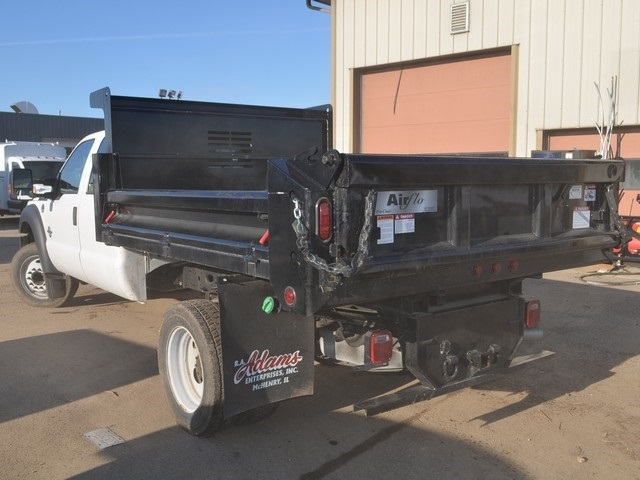 2016 F-450 Crew Cab DRW 4x2,  Air-Flo Pro-Class Dump Body #T7985 - photo 2