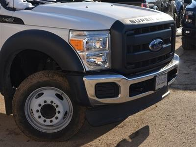 2016 F-450 Crew Cab DRW 4x2,  Air-Flo Pro-Class Dump Body #T7985 - photo 5
