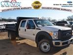 2016 F-450 Crew Cab DRW 4x2,  Air-Flo Dump Body #T7985 - photo 1