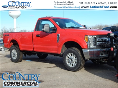 2017 F-250 Regular Cab 4x4 Pickup #T8129 - photo 3
