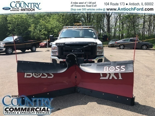 2016 F-350 Super Cab DRW 4x4,  Monroe Dump Body #T8158 - photo 6