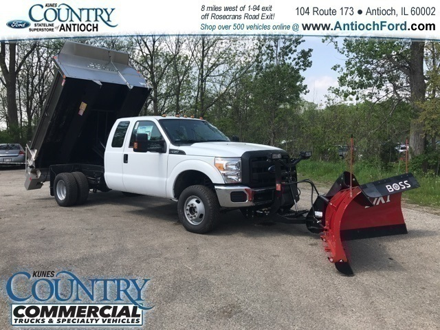 2016 F-350 Super Cab DRW 4x4,  Monroe Dump Body #T8158 - photo 7