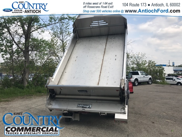 2017 F-450 Regular Cab DRW 4x4, Monroe Dump Body #T8224 - photo 11