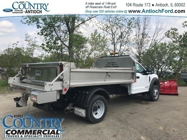 2017 F-450 Regular Cab DRW 4x4,  Monroe Dump Body #T8224 - photo 2