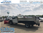 2017 F-450 Regular Cab DRW 4x4, Monroe Dump Body #T8224 - photo 1