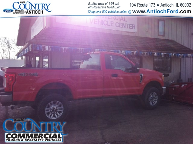 2017 F-350 Regular Cab 4x4 Pickup #T8225 - photo 6