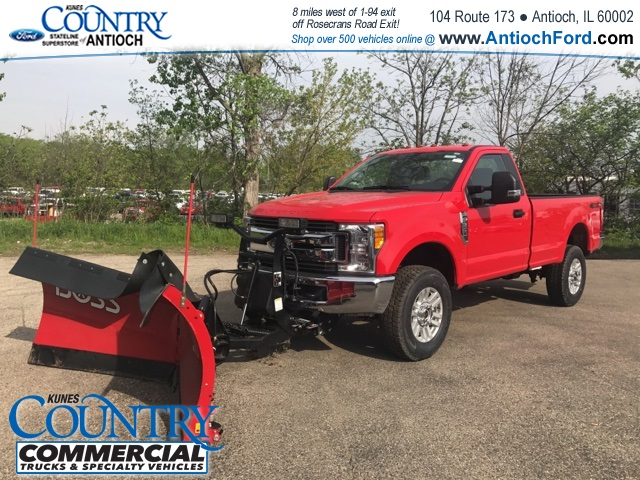 2017 F-350 Regular Cab 4x4 Pickup #T8225 - photo 1