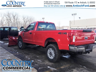 2017 F-350 Regular Cab 4x4 Pickup #T8225 - photo 3