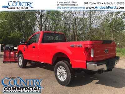 2017 F-350 Regular Cab 4x4 Pickup #T8225 - photo 2