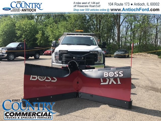 2017 F-450 Regular Cab DRW 4x4, Monroe Dump Body #T8251 - photo 12