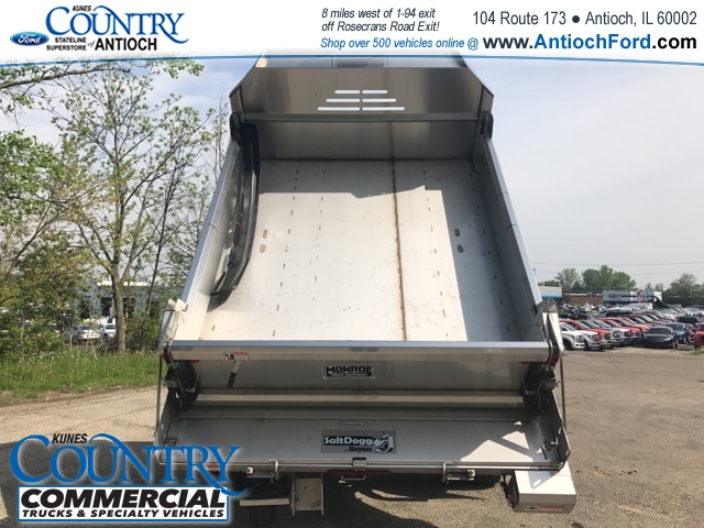 2017 F-450 Regular Cab DRW 4x4, Monroe Dump Body #T8251 - photo 14
