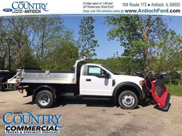 2017 F-550 Regular Cab DRW 4x4, Monroe Dump Body #T8305 - photo 6